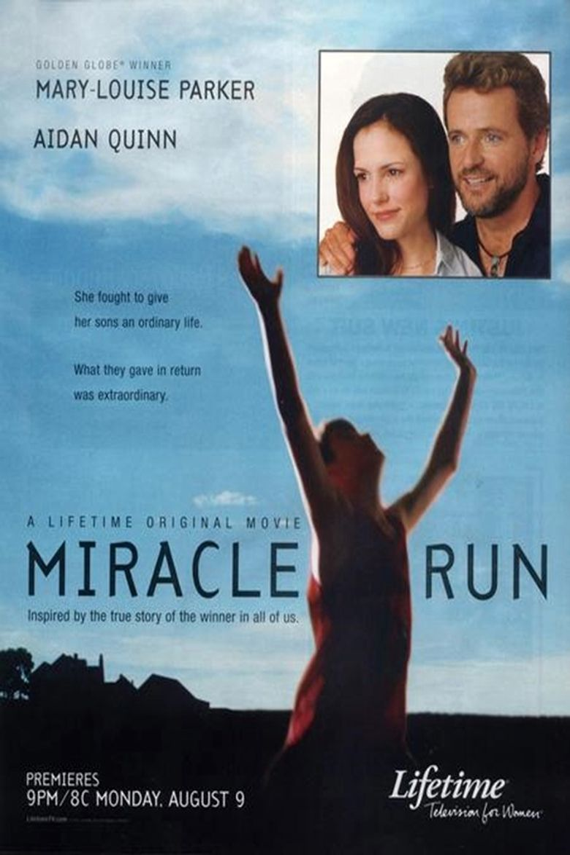 Miracle Run Poster