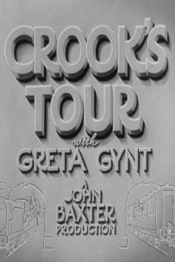 Crook's Tour Poster