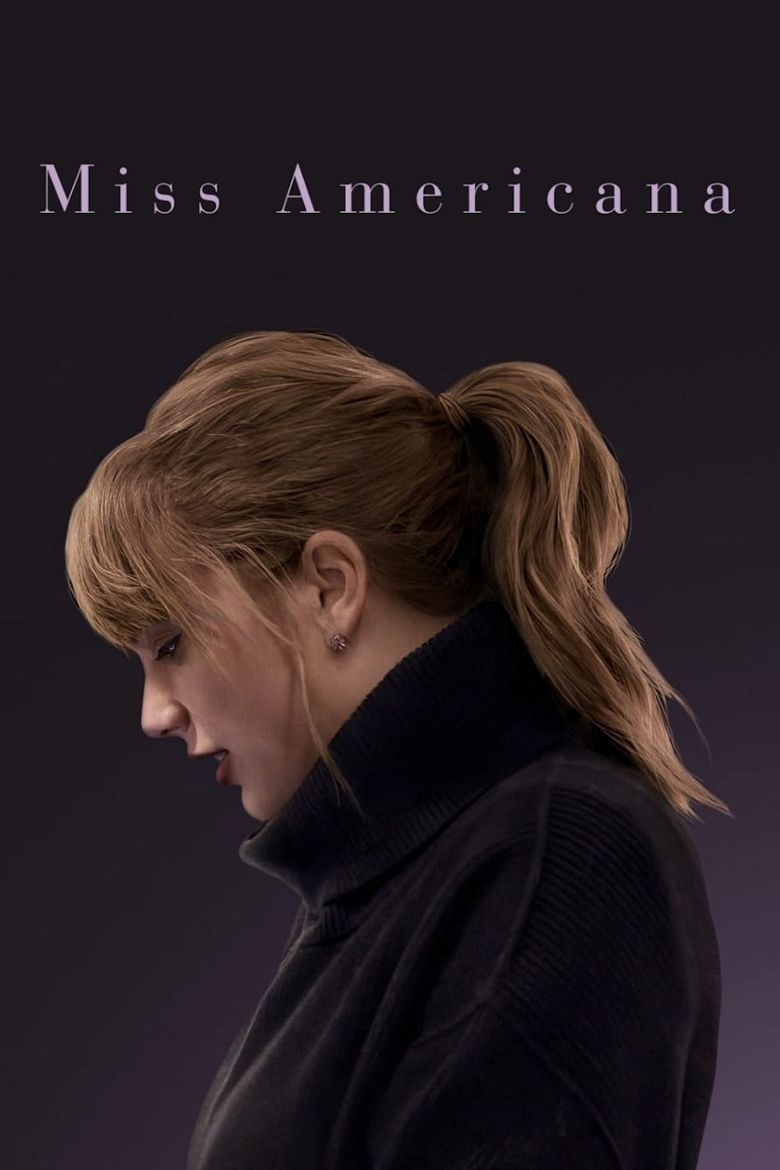 Miss Americana Poster