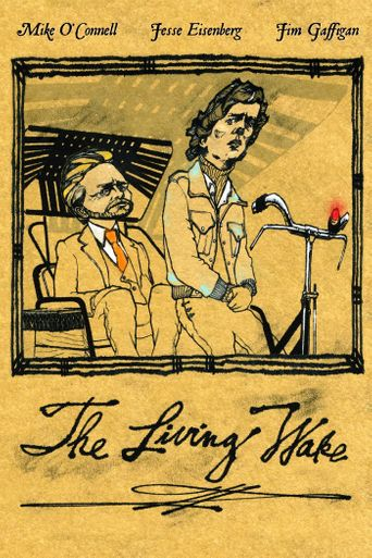 The Living Wake Poster