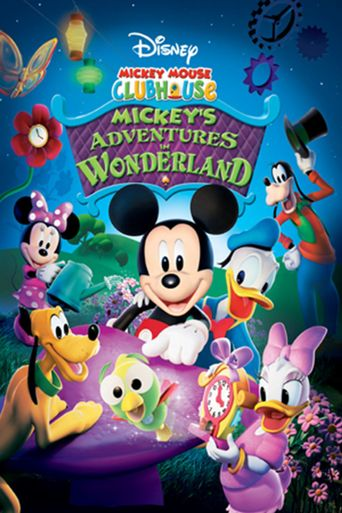 Mickey Mouse Clubhouse: Mickey's Adventures in Wonderland Poster
