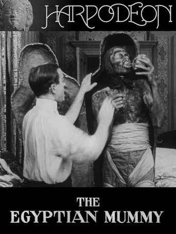 The Egyptian Mummy Poster