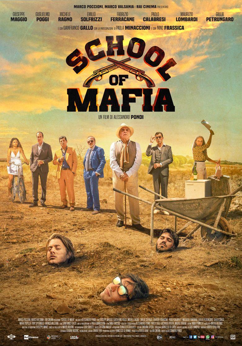 School of Mafia Poster