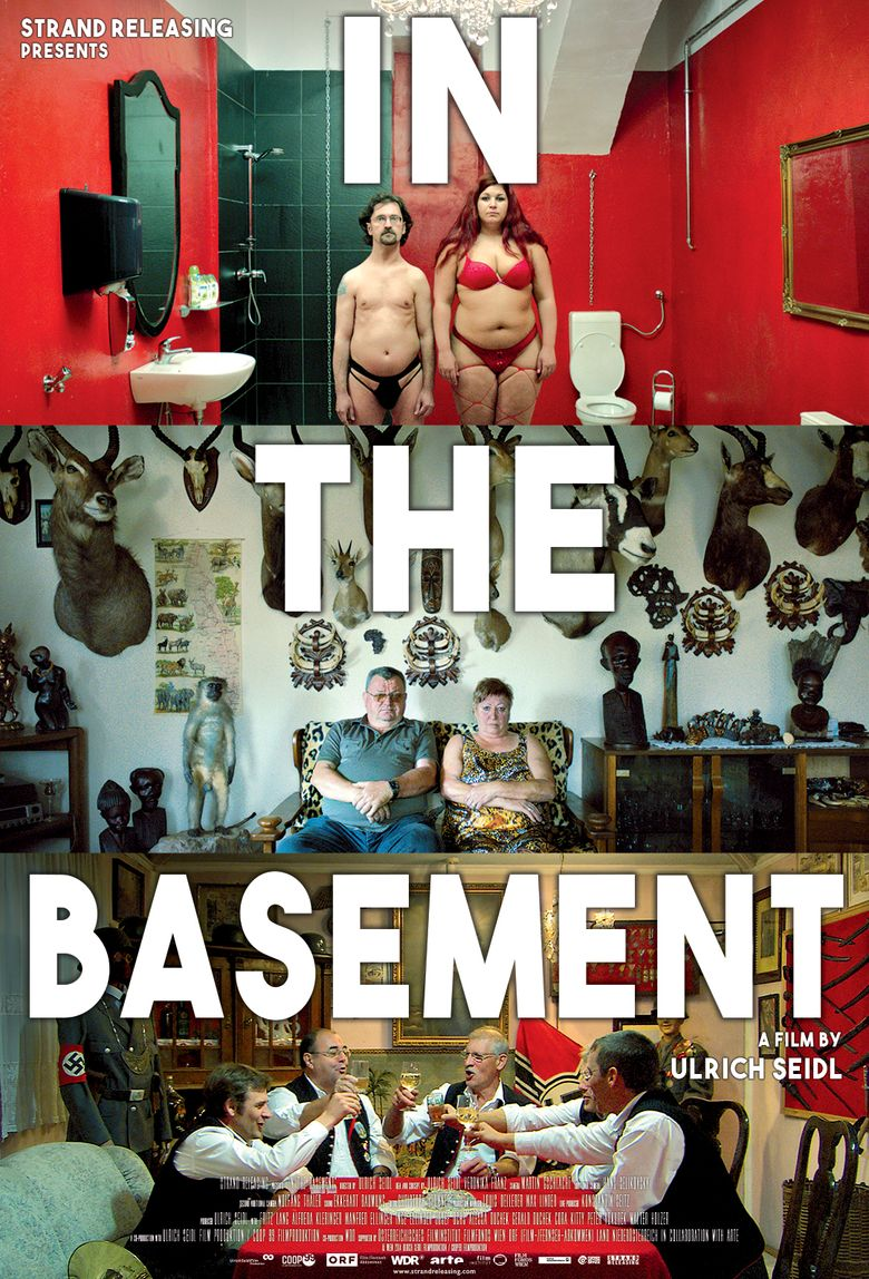 In the Basement Poster