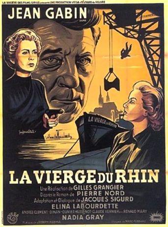 La vierge du Rhin Poster