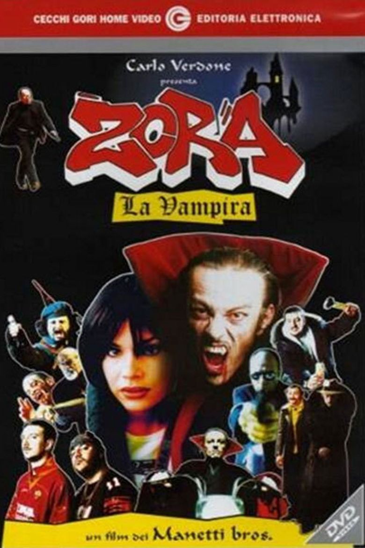 Zora la vampira Poster