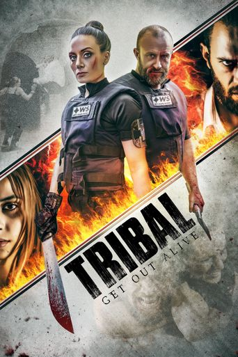 Tribal Get Out Alive Poster