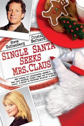 Single Santa Seeks Mrs. Claus Poster