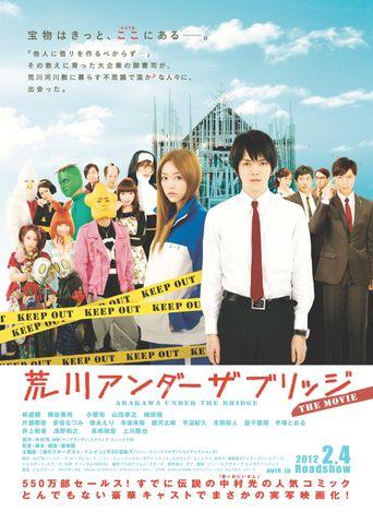 Arakawa Under the Bridge: The Movie Poster