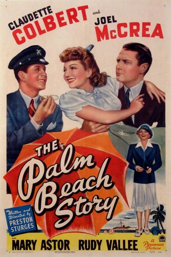 Watch The Palm Beach Story