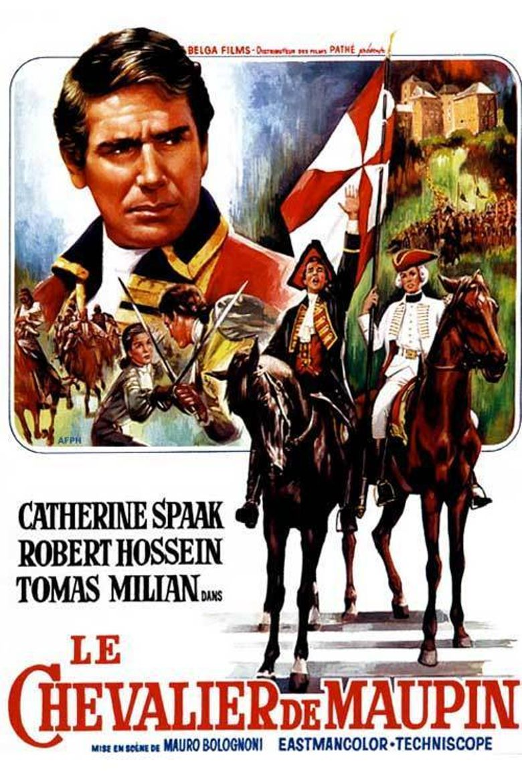Madamigella di Maupin Poster