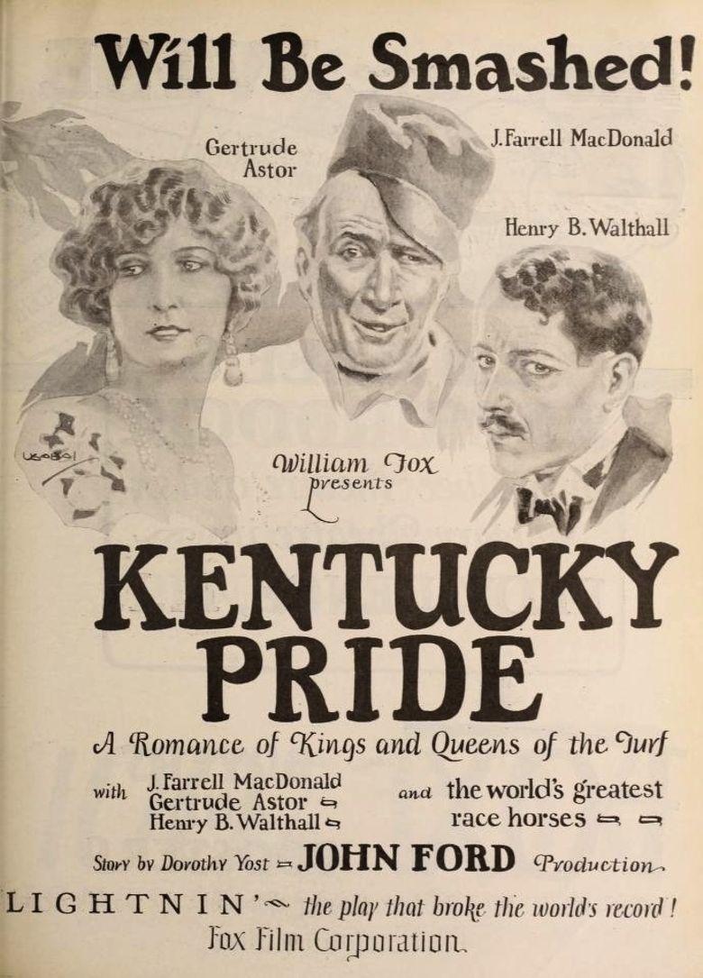 Kentucky Pride Poster
