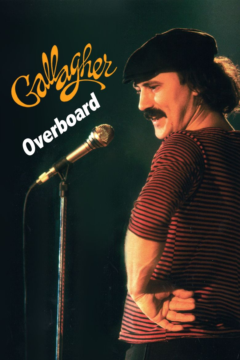 Gallagher: Overboard Poster