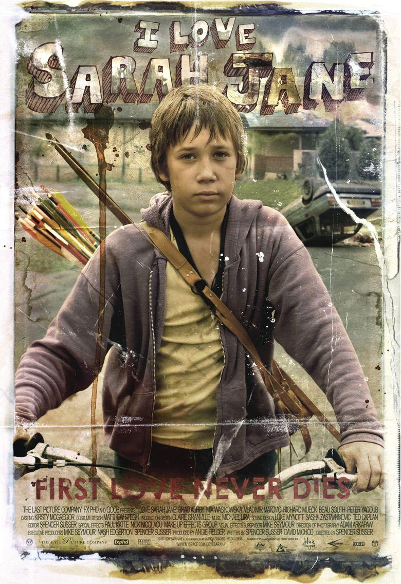 I Love Sarah Jane Poster