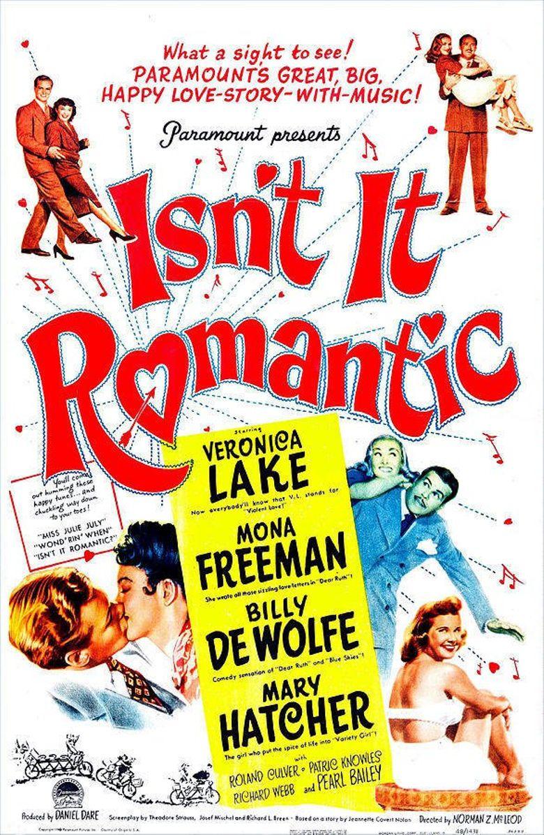 Isn't It Romantic? Poster