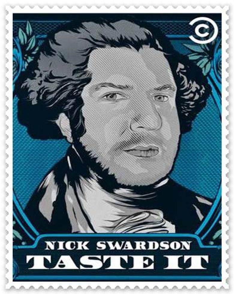 Nick Swardson: Taste It Poster