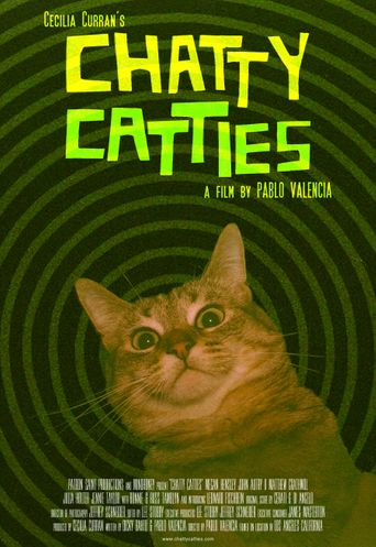 Chatty Catties Poster