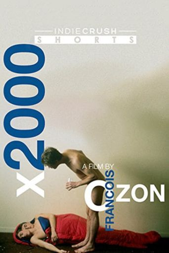 X2000 Poster