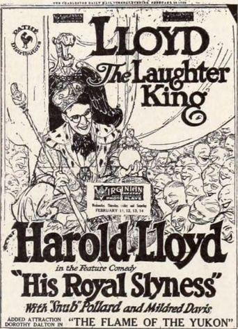 His Royal Slyness Poster