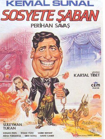 Sosyete Şaban Poster