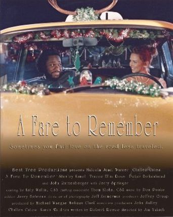 A Fare to Remember Poster