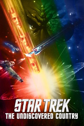 Watch Star Trek VI: The Undiscovered Country