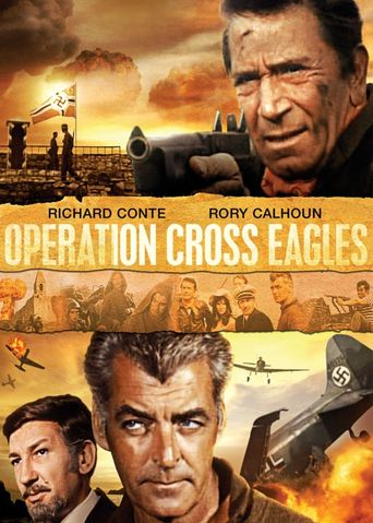 Operation Cross Eagles Poster