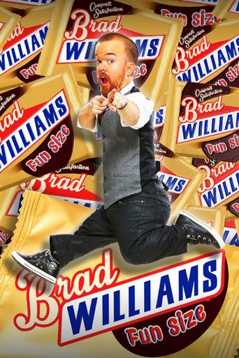 Brad Williams: Fun Size Poster
