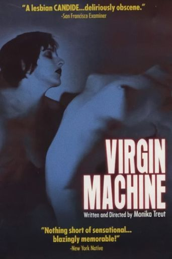 Virgin Machine Poster