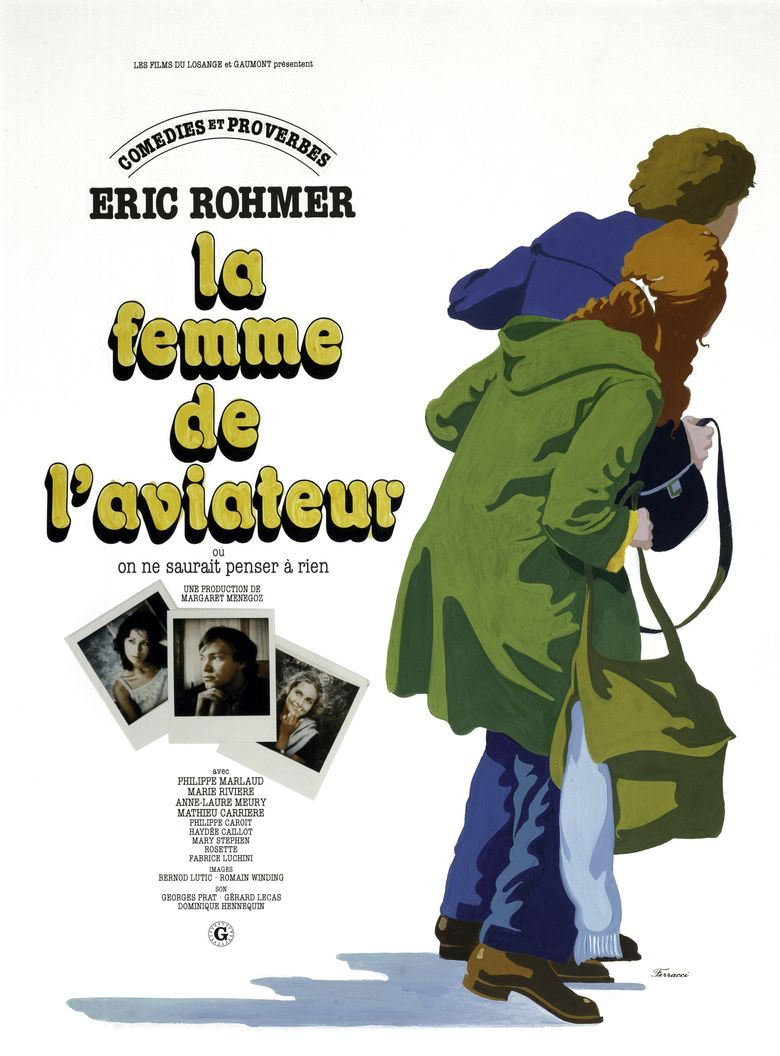 The Aviator's Wife Poster