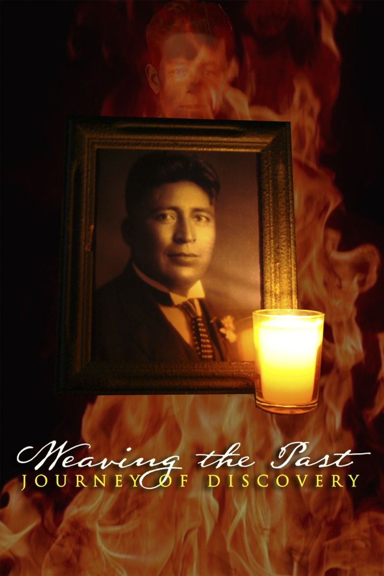 Weaving the Past: Journey of Discovery Poster