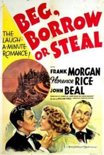 Beg, Borrow or Steal Poster