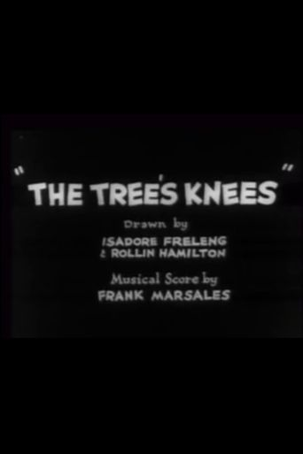 The Tree's Knees Poster