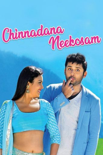 Chinnadana Nee Kosam Poster