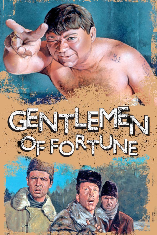 Gentlemen of Fortune Poster