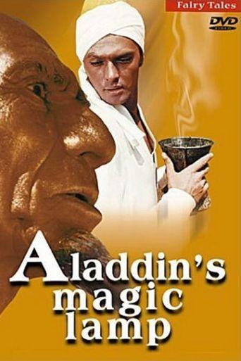 Aladdin and His Magic Lamp Poster