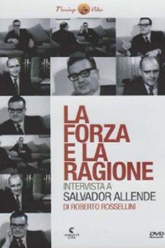 Intervista a Salvador Allende: La forza e la ragione Poster