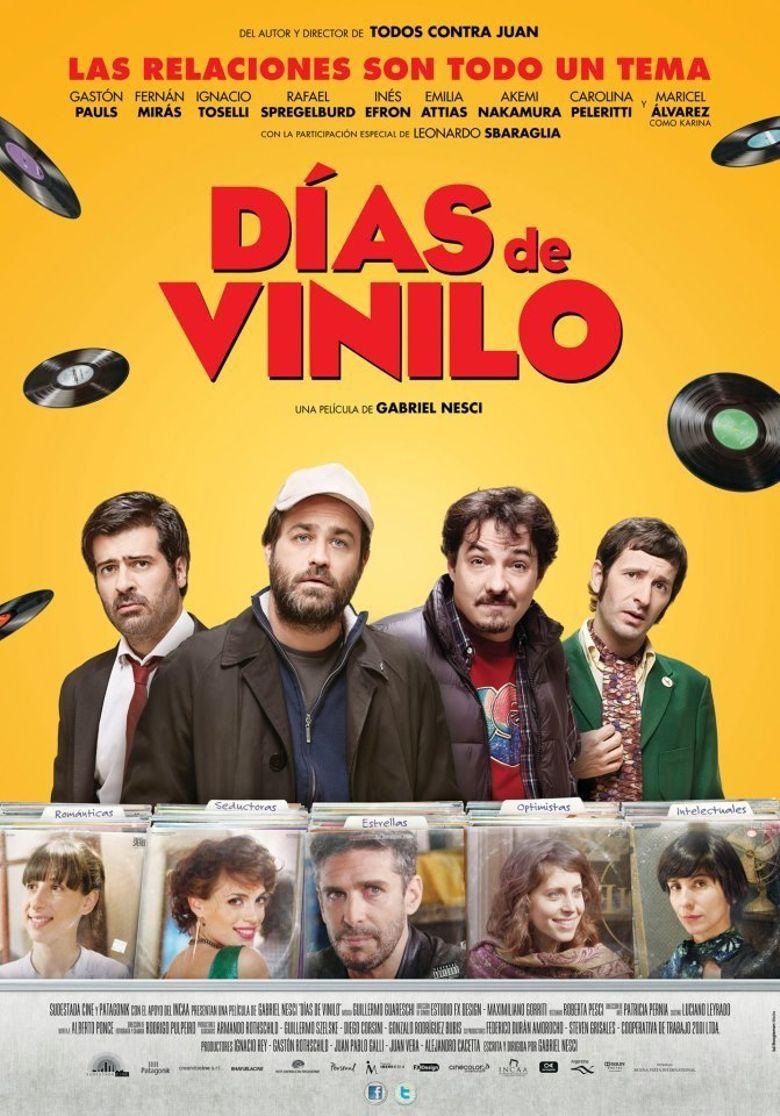 Días de vinilo Poster