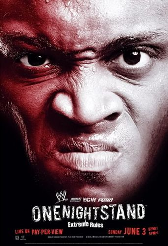 WWE One Night Stand 2007 Poster