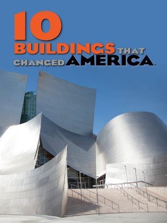 10 Buildings That Changed America Poster