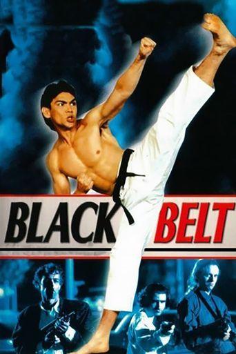 Blackbelt Poster