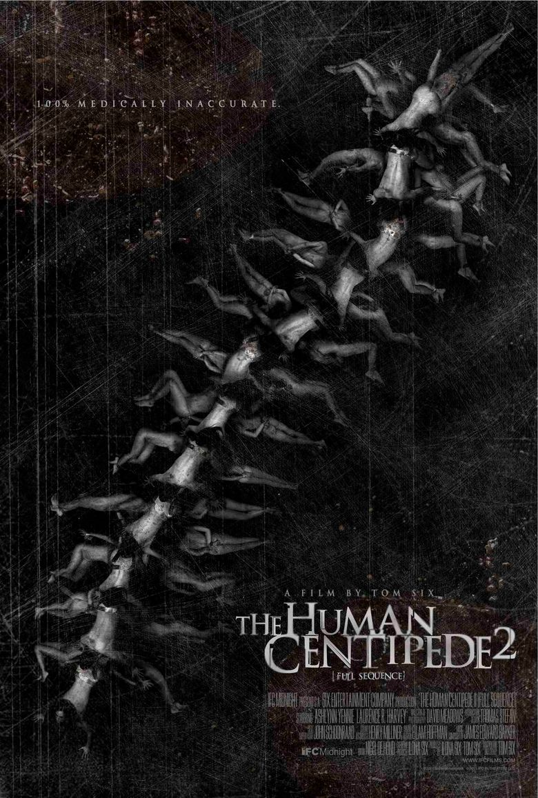 The Human Centipede 2 (Full Sequence) Poster
