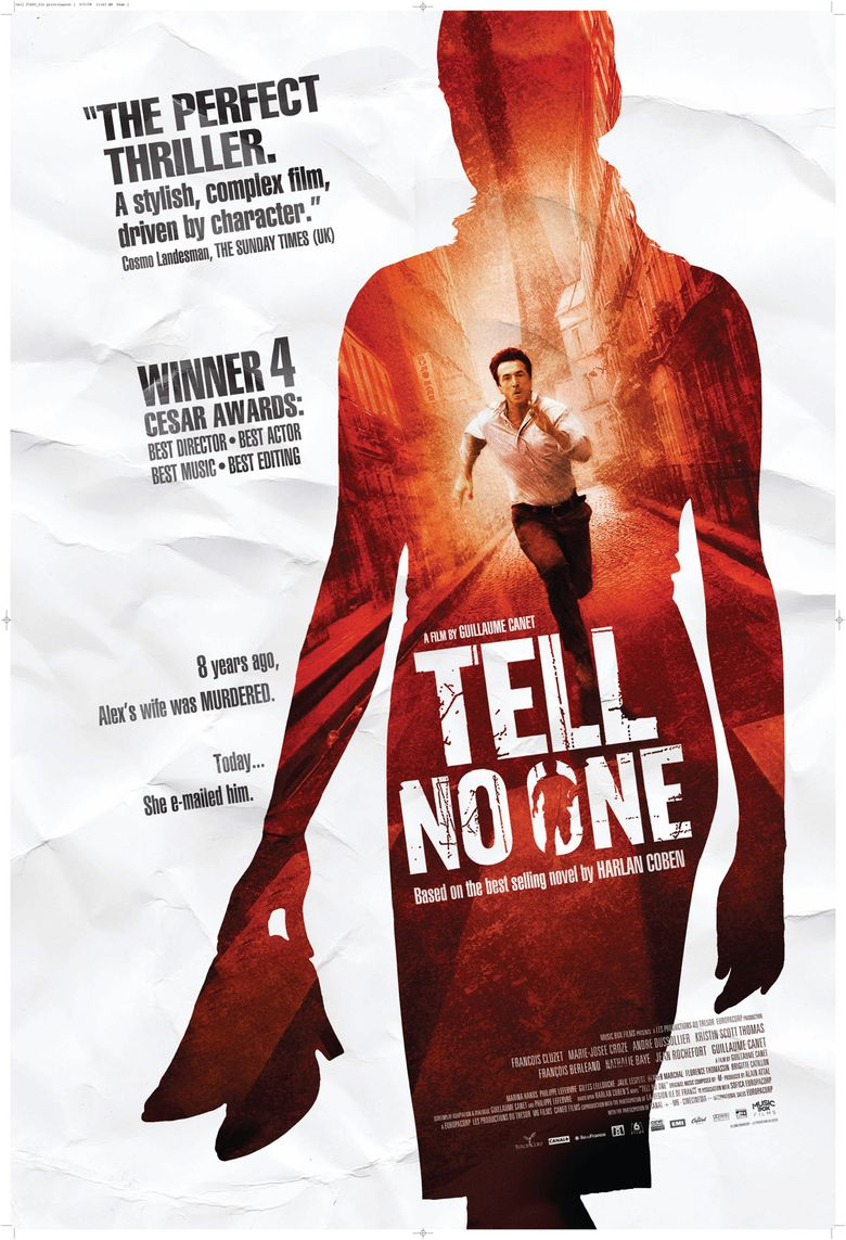 Tell No One Poster