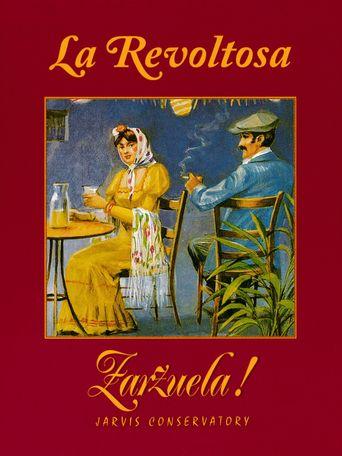 La revoltosa Poster