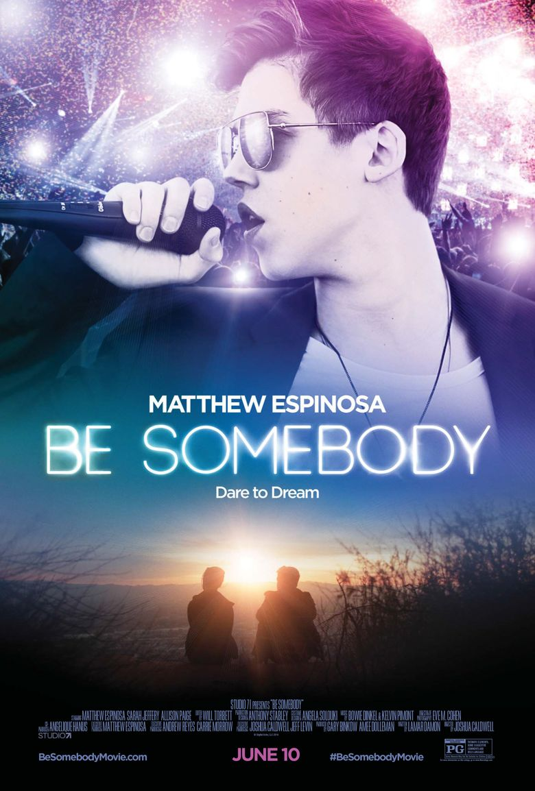 Watch Be Somebody