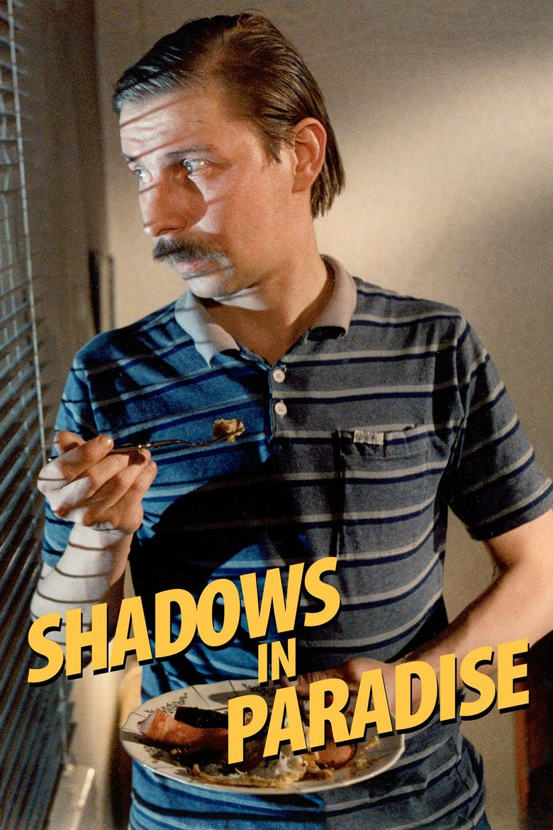 Shadows in Paradise Poster