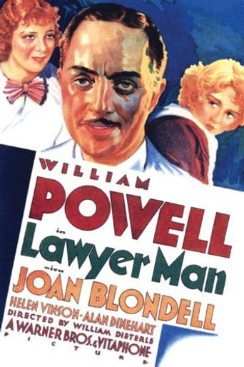 Lawyer Man Poster
