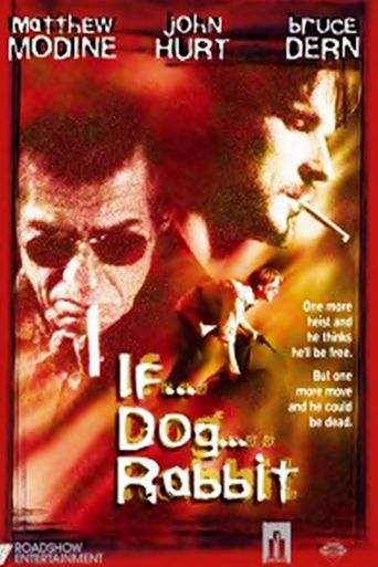 If... Dog... Rabbit Poster