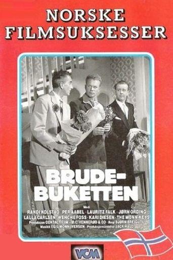 Brudebuketten Poster