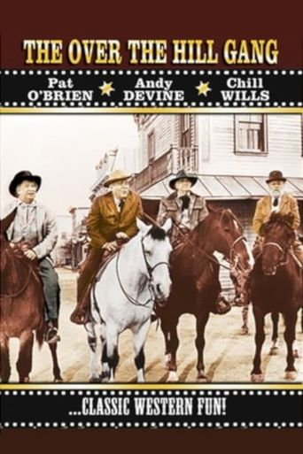 The Over-the-Hill Gang Poster